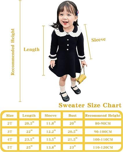 Ruffles Baby Girls Cardigan Warm Infant Toddler Sweater Dress Girls Long Sleeve V-Neck Cardigans Autumn Winter