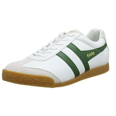Gola Men's Harrier Leather Sneakers   Tennis & Racquet Sports