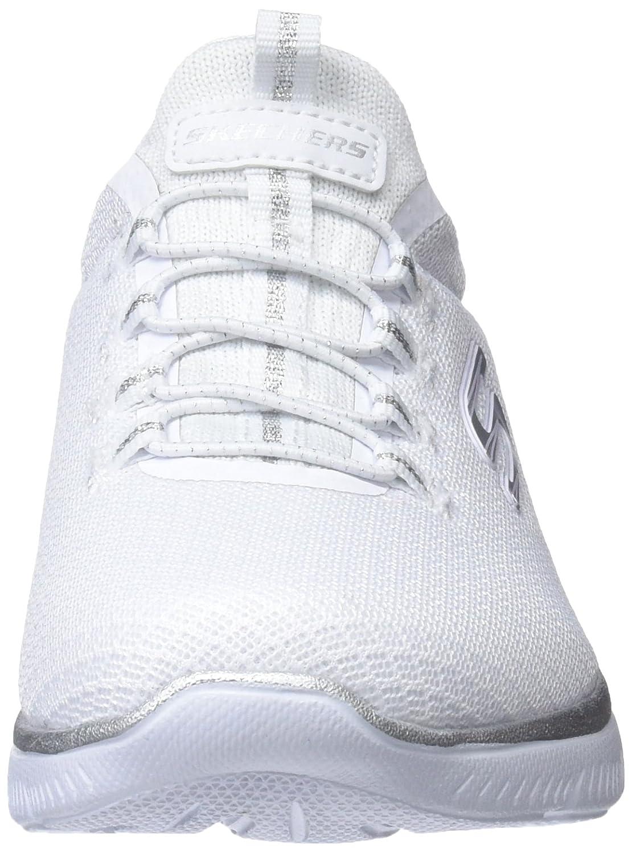 Skechers 5.5 Women's Summits Sneaker B079X22FBQ 5.5 Skechers B(M) US|White f2fbb9