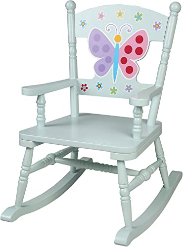 Wildkin Butterfly Garden Rocking Chair