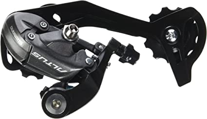 Shimano Altus RD-M370 3 X 9 Speed 34-45T SGS Rear Derailleur 27 Speed Bolt-On