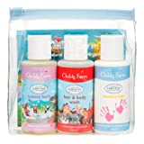 Childs Farm top to toesie kit 3 x 100ml