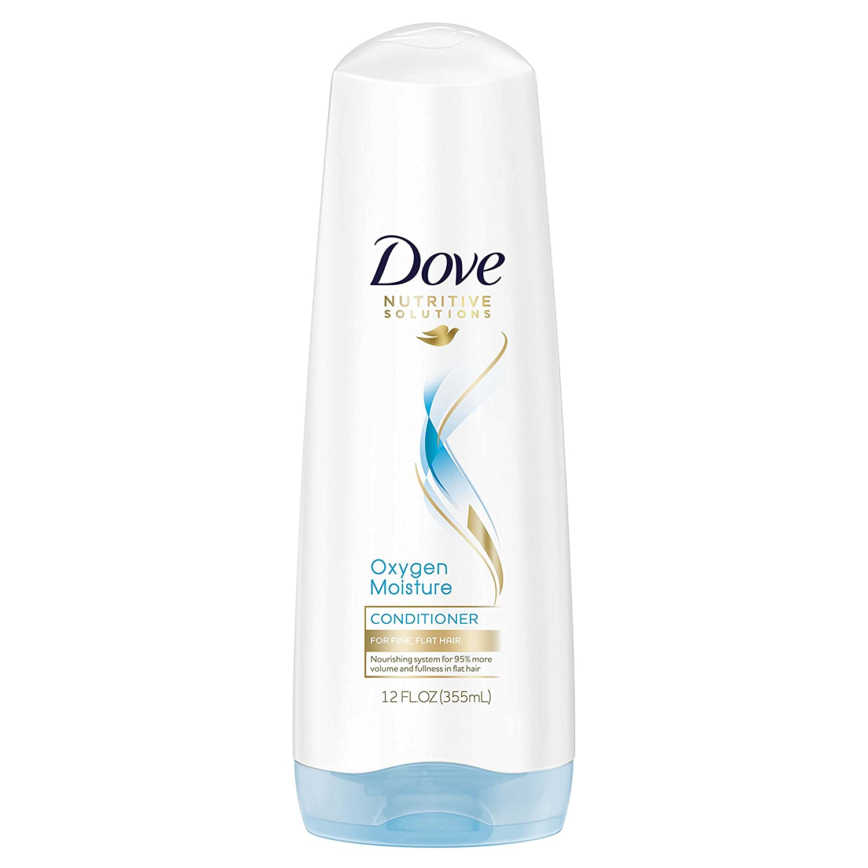 Dove Nutritive Solutions Conditioner, Oxygen Moisture, 12 Fl Oz (Pack of 1)
