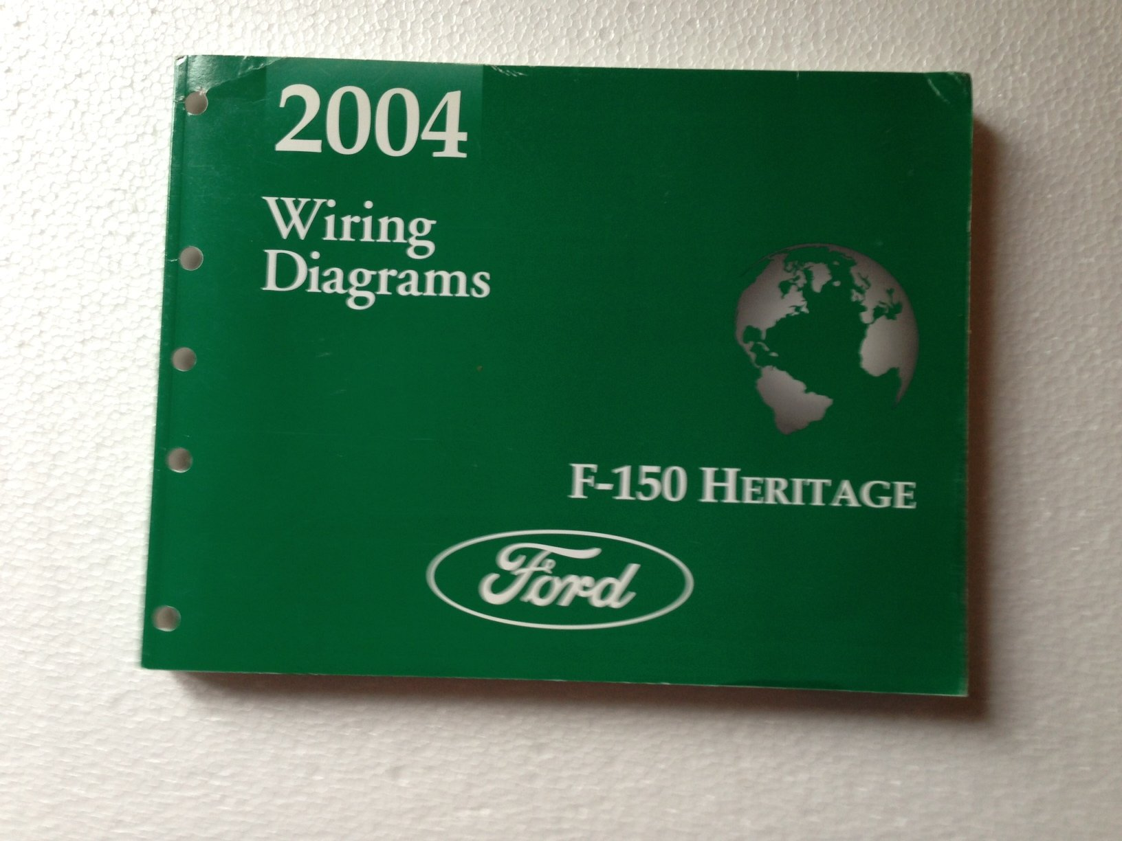 2004 Ford F150 Heritage Fuse Box Diagram