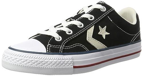 3ad7686466 Converse Lifestyle Star Player Ox Canvas, Zapatillas de Deporte Unisex  Adulto: Amazon.es: Zapatos y complementos