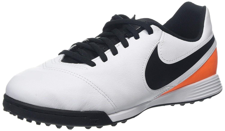Blanc (blanc 819191-108) Nike Jr Tiempox Legend VI TF, Chaussures de Foot Mixte bébé 36.5 EU