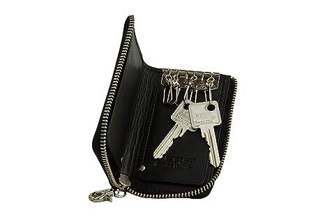 Monedero Llavero para 7 Llaves RFID Monedero Protección de ...