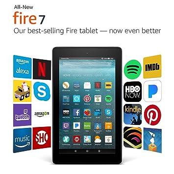 Certified Refurbished Fire 7 Tablet (7