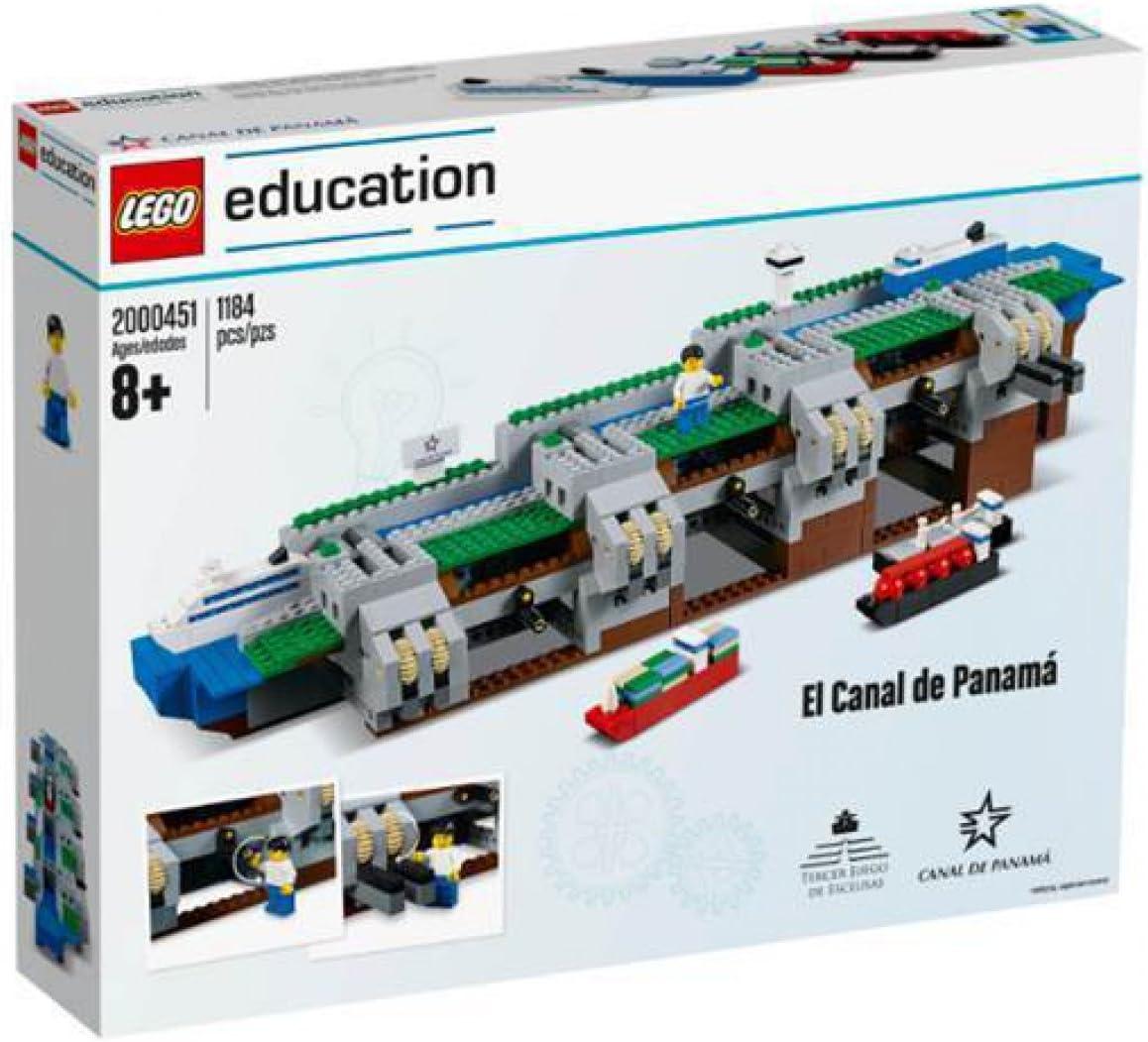 Lego Education Panama Canal Set 2000451
