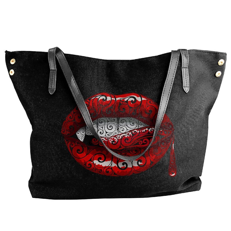 Swirly Fangs Women Shoulder Bags