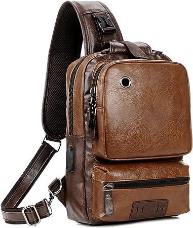 SDIYABOLO Large-Capacity Sling Backpack