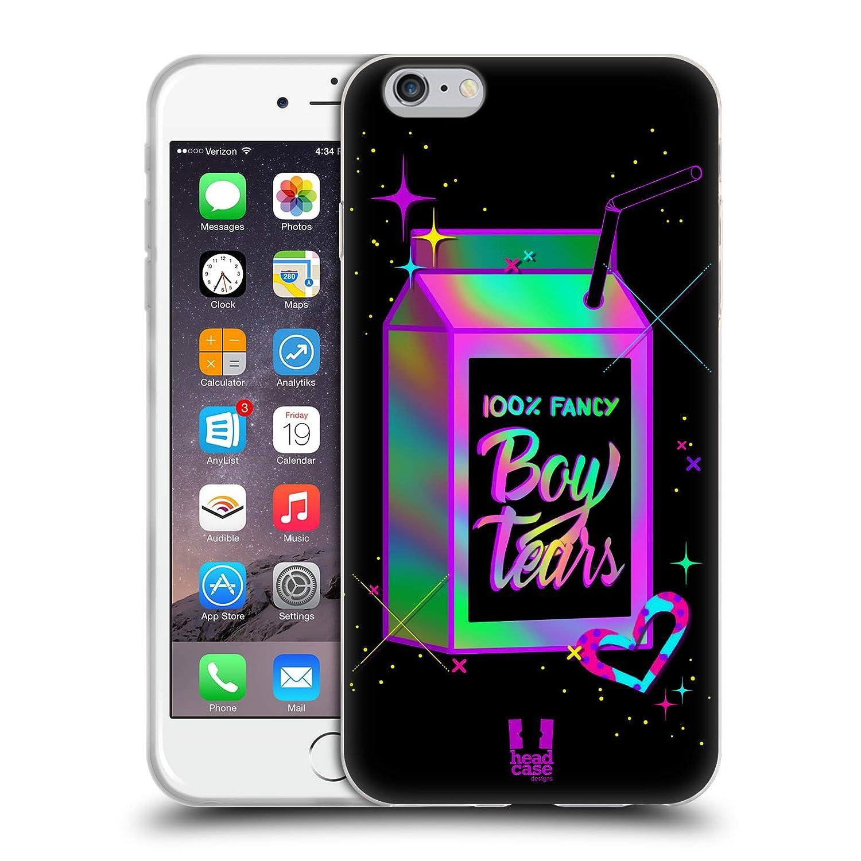 half off 8da62 2f482 Amazon.com: Head Case Designs Boy Tears Sassiness Soft Gel Case for ...