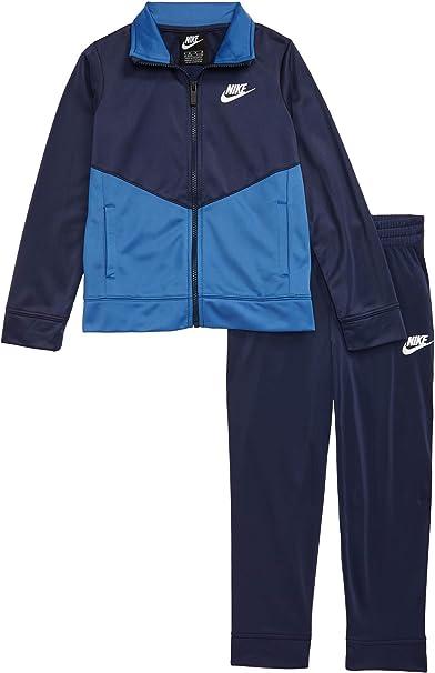 Nike 86F192-U90 - Chándal para niño, Color Azul: Amazon.es ...