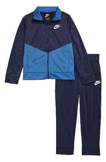 Nike 86F192-U90 - Chándal para niño, Color Azul: Amazon.es: Ropa y ...