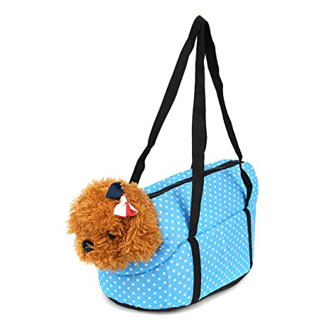 Global Brands Online Cargador de Mascotas Acolchado Bolsa ...
