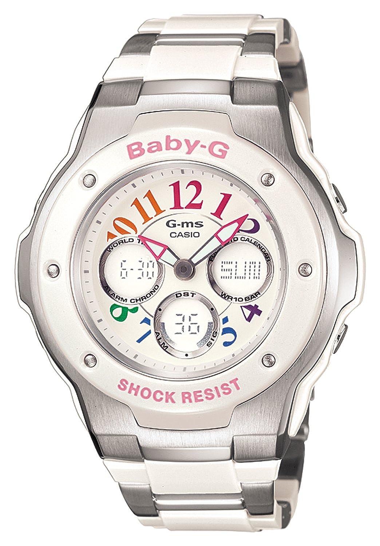 [カシオ]CASIO 腕時計 BABY-G ベビージー MSG-302C-7BJF レディース B003479IAO