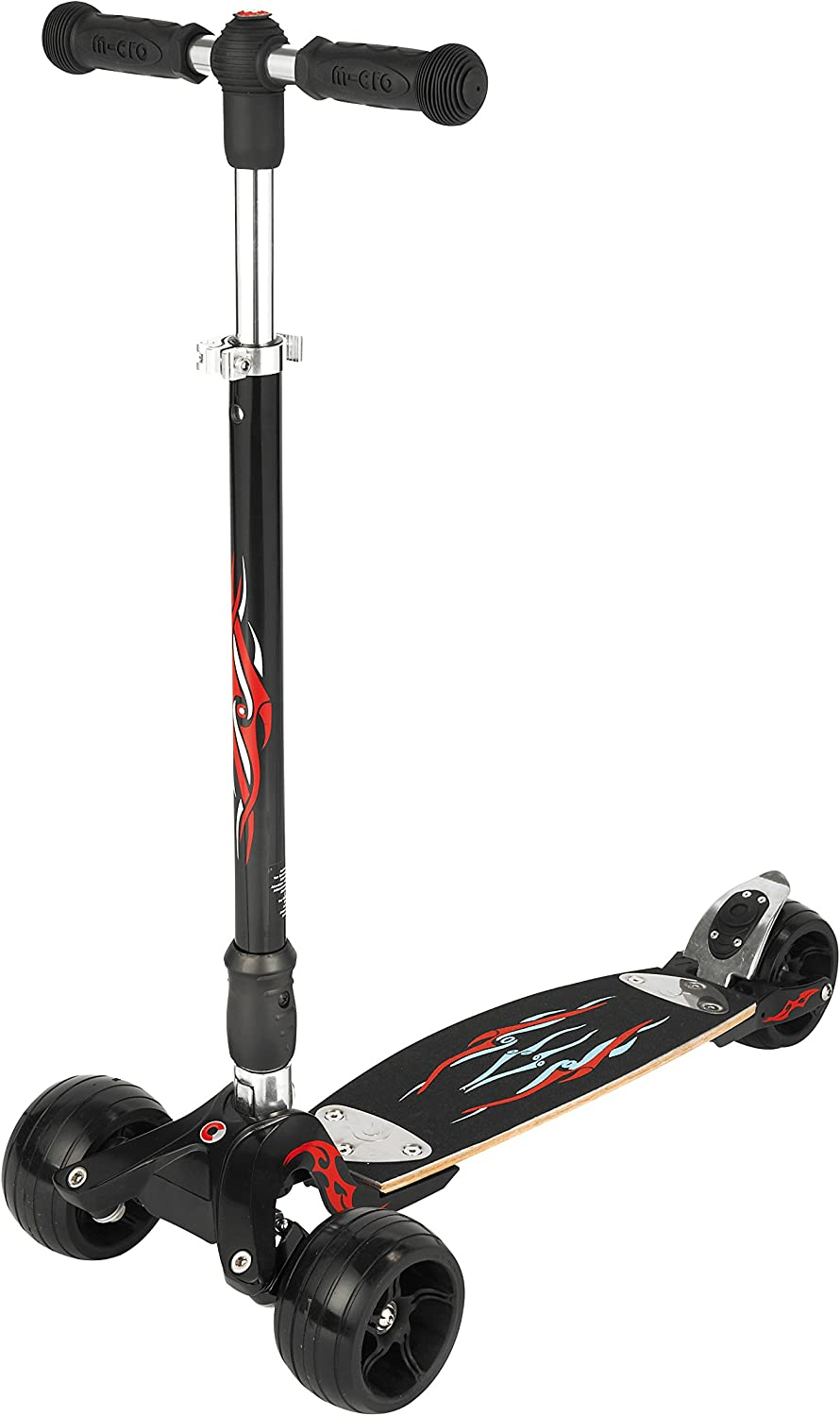Monster Kickboard Interchangeable Kick Scooter