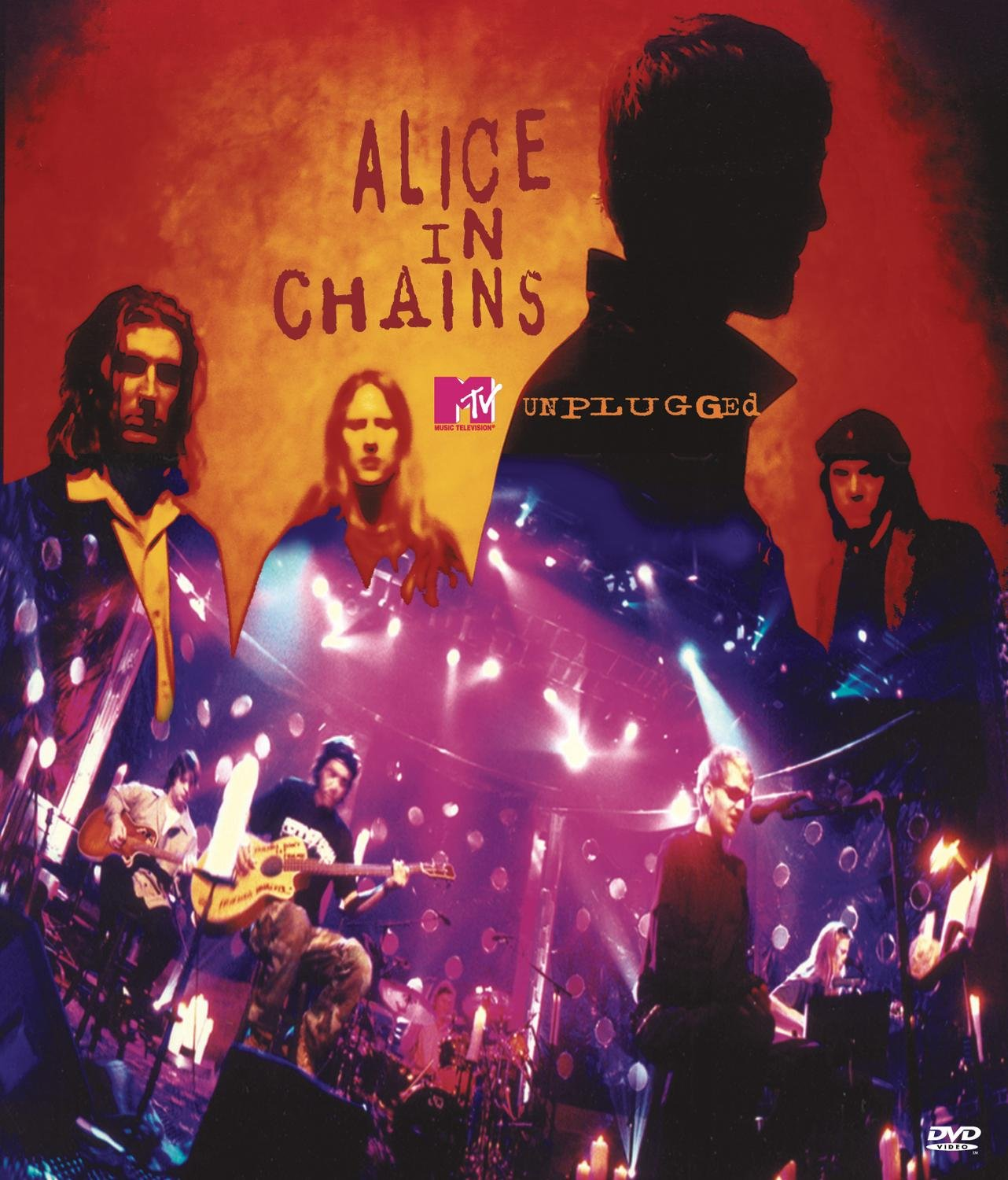 DVD : Alice in Chains - MTV Unplugged (Super Jewel Box)