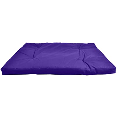 Yoga Studio Zabuton Meditation Cushion (Purple) by YogaStudio