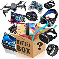 Mystery Box, Mystery Box Electronics, Mystery Boxes Random, Birthday Surprise Box,Interesting And Exciting Lucky Box…