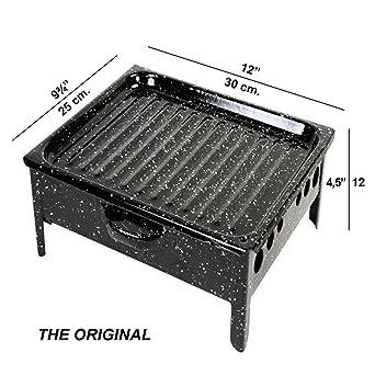 Brasero The Original - Calentador de carne de mesa fabricado en ...