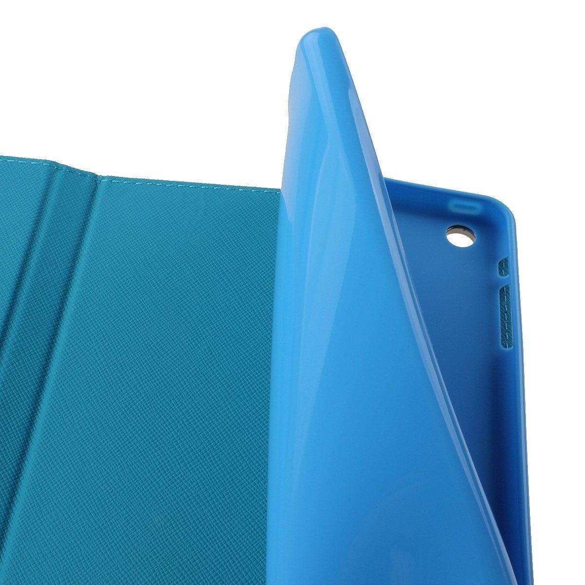 2013 Version iPad Air H/ülle . Deenor Stilvoll 3D Drucken Feather und V/ögel Serie Brieftasche Tasche PU Leder Flip Protective Stand Tasche Schutzh/ülle H/ülle f/ür Apple iPad Air Feather-Grey