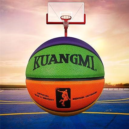 Genetic Los Angeles - Pelota de baloncesto para niños, 8 colores ...