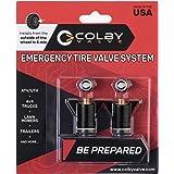 Colby Valve Emergency Valve Stem Replacement (Black)