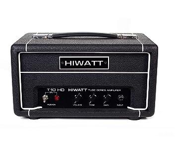 HiWatt TGRD-12-CE - Amplificador para guitarra acústica, color negro