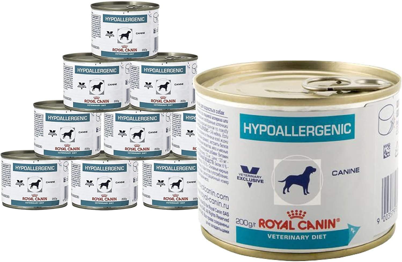 Royal Canin Alimento para perros hipoalergénico para dieta de 200 g (paquete de 24)