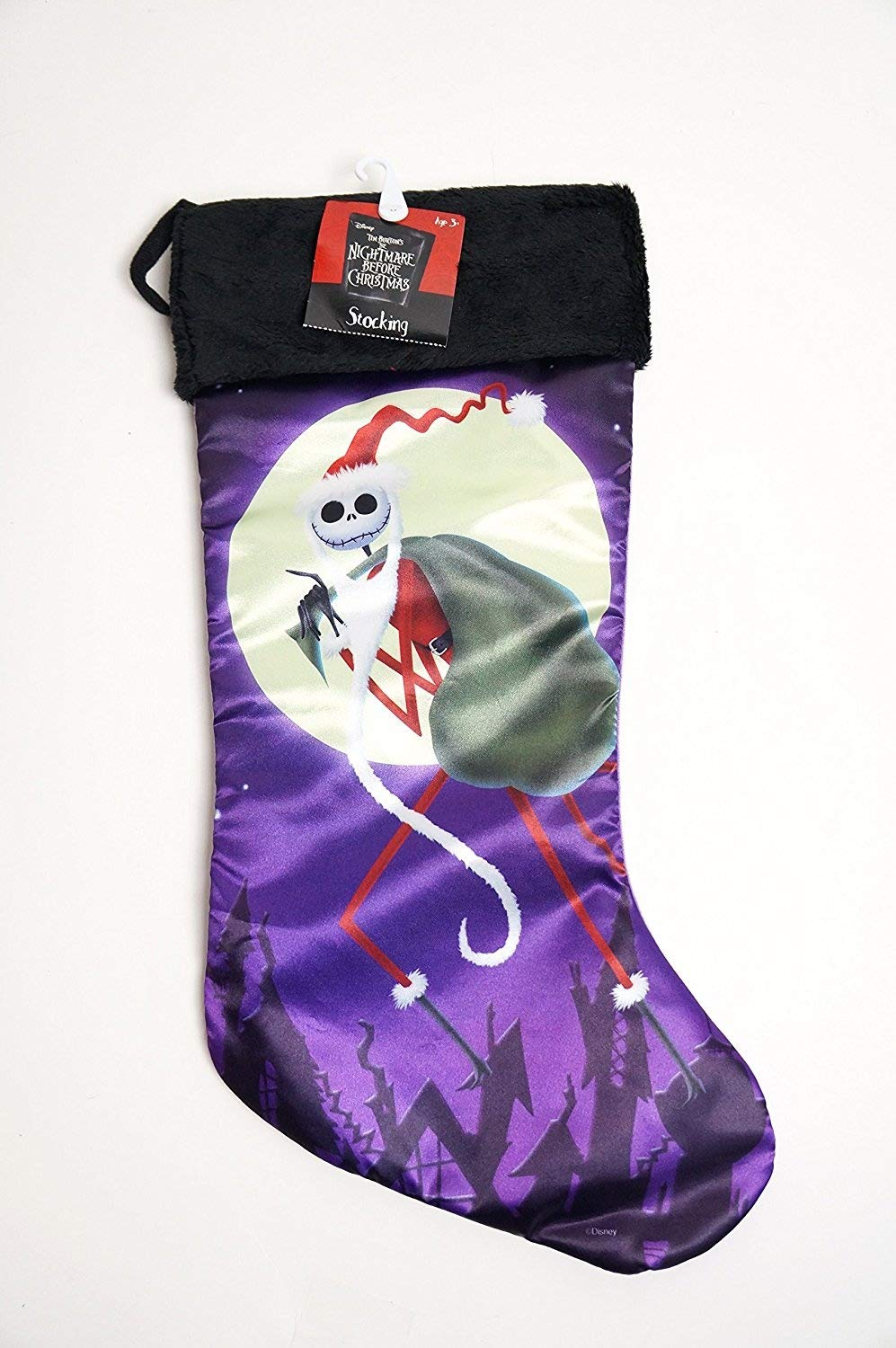 Amazon.com: Jack Skellington in Santa Suit from Nightmare Before ...