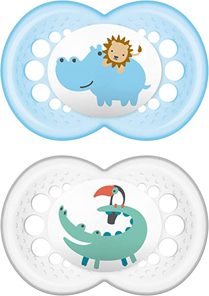 Baby Pacifier 16 Best Pacifier For Brea Mam Glow In The Dark Pacifiers Months