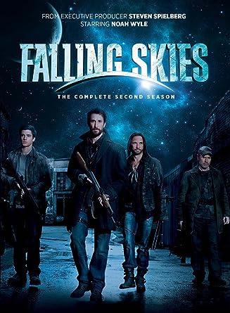 Falling skies season 2 dvd 2013 amazon noah wyle dvd falling skies season 2 dvd 2013 voltagebd Images