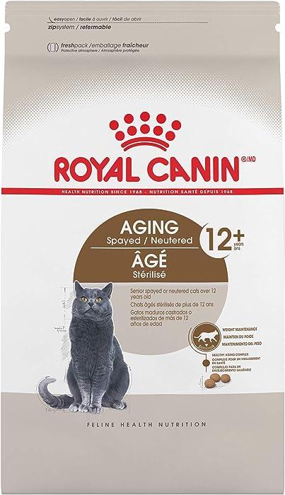 Top 9 Royal Canin Cat Food 12