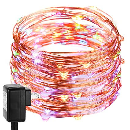 Amazon.com: 66 Feet 200 LEDs String Lights, DecorNova Starry Lights on 4 wire trailer connector wiring diagram, 4 wire wiring diagram light, 4 wire led color transformer,