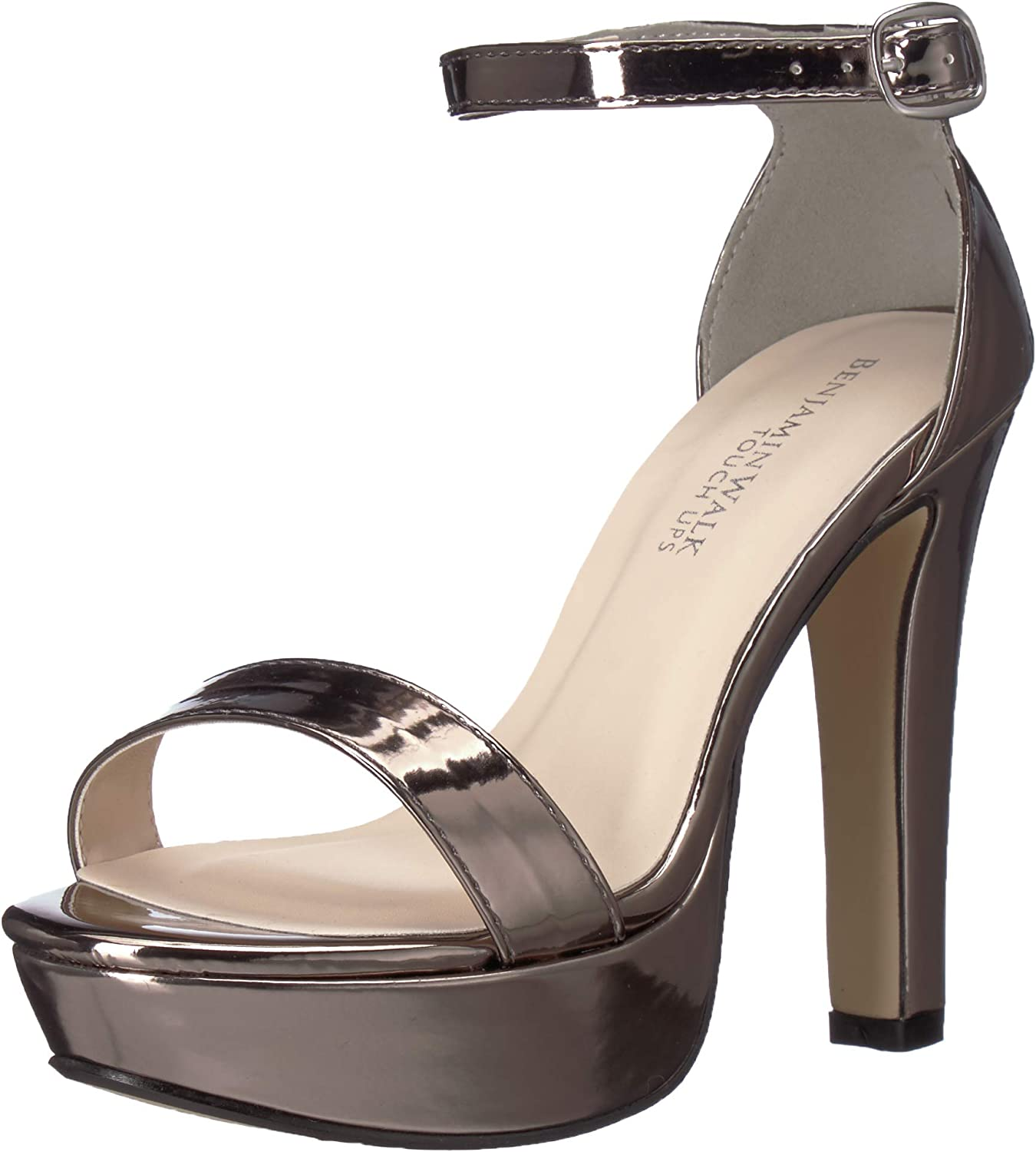 Details about  /Touch Ups Women/'s Mary Heeled Sandal