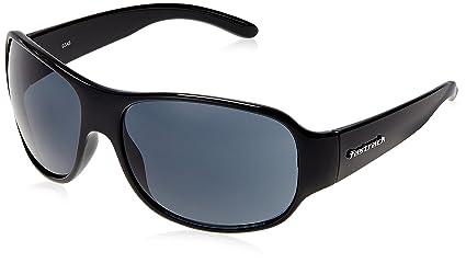 Fastrack Wrap Men s Sunglasses (P236BK1 63 Black)