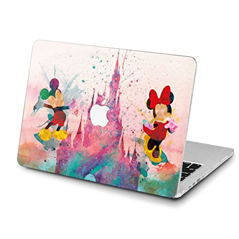 e4231c9fef1e Amazon.com: Lex Altern MacBook Case Beautiful Disney Pro 15 inch Air ...