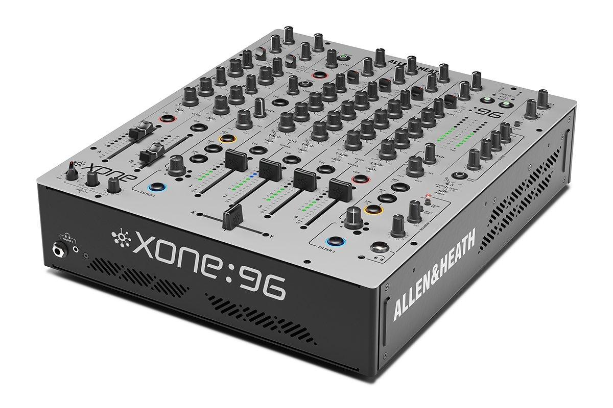 Amazon.com: Allen & Heath - Mezclador DJ con doble tarjeta ...