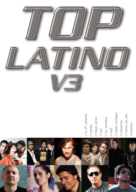 DVD : Various - Vol. 3-top Latino (DVD)
