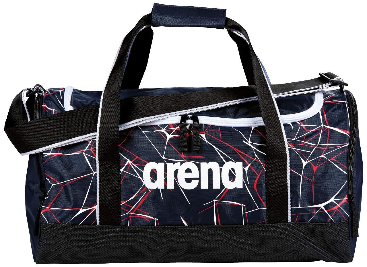 f576a3818 Amazon.com : Arena Spiky 2 Medium Swim Duffle Bag, Black Team : Sports &  Outdoors