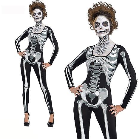 GHTWJJ Traje De Halloween De Las Mujeres Cosplay Juego De ...
