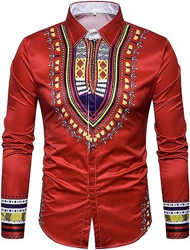 Camiseta Estampada Africana 3D Tops De Los Nuevos Hombres ...