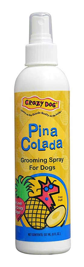 Crazy Dog Grooming Spray for Dogs