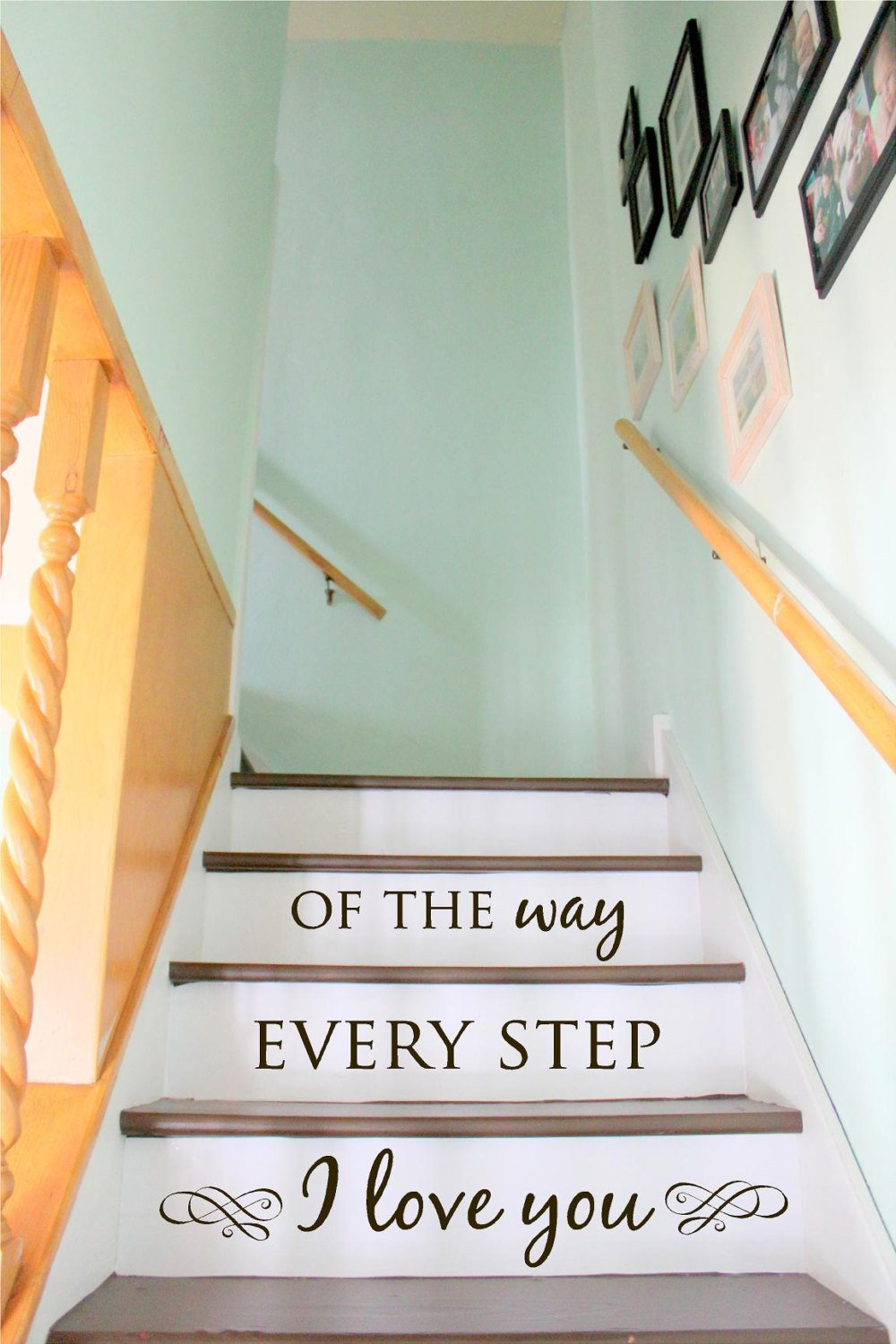 Amazon com stair decal staircase ideas stairway ideas stairs quotes stair riser decals floor decals wall stickers wall decals home kitchen