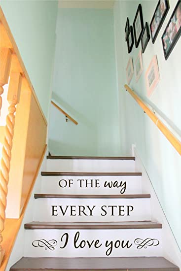 Amazon Com Stair Decal Staircase Ideas Stairway Ideas Stairs