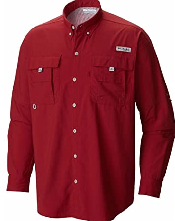 Amazon.com : Columbia Sportswear Men's Bahama II Long Sleeve Shirt ...