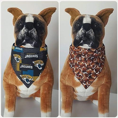 NFL Jacksonville Jaguars Pet Bandanna,