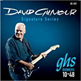 GHS GB-DGF Boomers David Gilmour Sig. Blu - Set di corde per chitarra elettrica 010-048