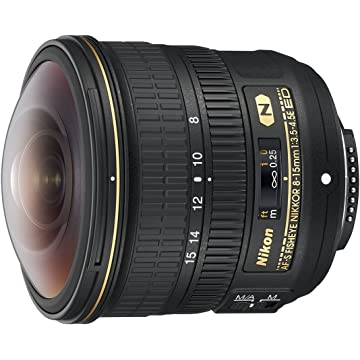 top best Nikkor Fisheye 8-15mm f/5-5